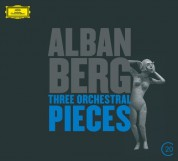 Anne Sofie von Otter, Claudio Abbado, Wiener Philharmoniker: Berg: 3 Pieces For Orchestra - CD