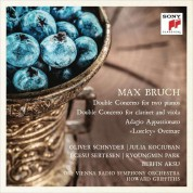 Howard Griffiths, ORF Radio-Symphonieorchester Wie: Bruch: Double Concertos, Adagio appassionato & Loreley Overture - CD