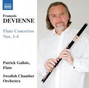 Patrick Gallois, Svenska Kammarorkestern: Devienne: Flute Concertos, Vol. 1 - CD