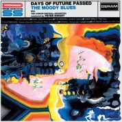 The Moody Blues: Days Of Future Passed - Plak