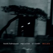 Vassilis Tsabropoulos, Anja Lechner, U.T. Ghandi: Melos - CD
