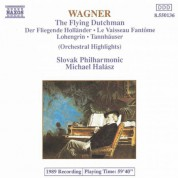 Slovak Philharmonic Orchestra: Wagner, R.: Orchestral Highlights From Operas - CD
