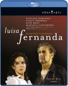Torroba: Luisa Fernanda - BluRay