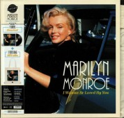 Marilyn Monroe: I Wanna Be Loved By You (+ Vinylbag) - Plak