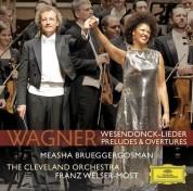 Measha Brueggergosman, Franz Welser-Möst, The Cleveland Orchestra: Wagner: Wesendonck Lieder - CD
