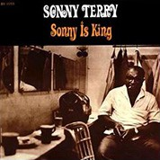 Sonny Terry: Sonny Is King (45rpm-edition) - Plak