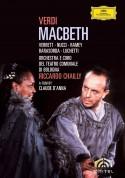 Antonio Barasorda, Leo Nucci, Orchestra e Coro del Teatro Comunale di Bologna, Riccardo Chailly, Samuel Ramey, Shirley Verrett, Veriano Luchetti: Verdi: Macbeth - DVD