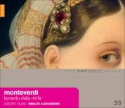 Concerto Italiano, Rinaldo Alessandrini: Monteverdi: Lamento della Ninfa - CD