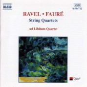 Faure / Ravel: String Quartets - CD
