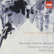 Andreas Brantelid: Chopin: Cello Sonata, Piano Trio, Grand Duo - CD
