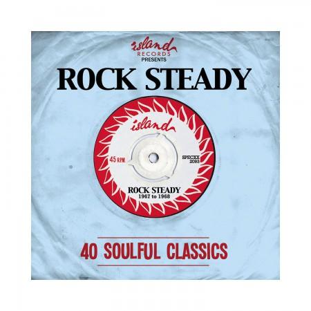 Çeşitli Sanatçılar: Island Presents: Rock Steady - CD