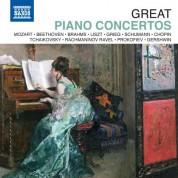 Çeşitli Sanatçılar: Great Piano Concertos - CD