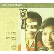 Wei Yang: Song Of Consonans - BluRay Audio
