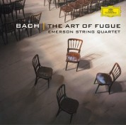 Emerson String Quartet: Bach, J.S.: Art Of Fugue - CD