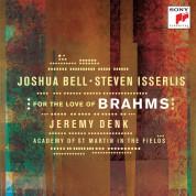 Joshua Bell, Steven Isserlis: For the Love of Brahms - CD