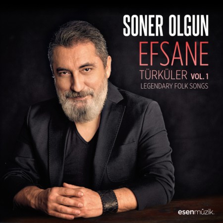 Soner Olgun: Efsane Türküler Vol. 1 - CD