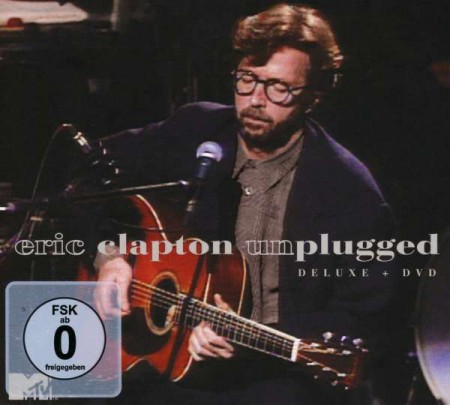 Eric Clapton: Unplugged (Deluxe Edition) - CD
