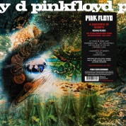 Pink Floyd: A Saucerful Of Secrets (2016 Remastered Version) - Plak
