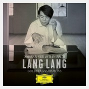Lang Lang: Bach: Goldberg Variations - CD