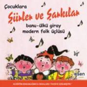 Banu, Ülkü Giray, Modern Folk Üçlüsü: Çocuklara Şiirler Ve Şarkılar - CD