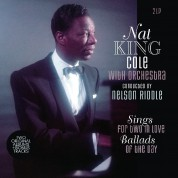 """Nat """"King"""" Cole: Sings for Two in Love / Ballads of the Day - Plak"""