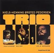 Niels-Henning Orsted Pedersen: Trio 1 - Plak