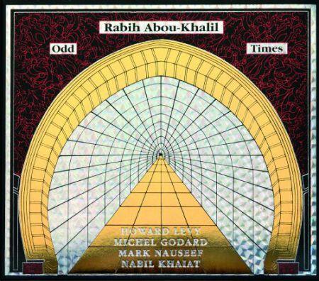Rabih Abou-Khalil: Odd Times - CD