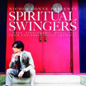 Spiritual Swingers - CD