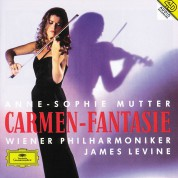 Anne-Sophie Mutter, James Levine, Wiener Philharmoniker: Anne-Sophie Mutter - Carmen Fantasie - CD