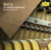 Andrei Gavrilov: Bach, J.S.: Goldberg Variations - CD