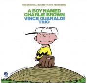 A Boy Named Charlie Brown (Limited Edition) - Plak