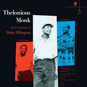 Thelonious Monk: Plays The Music Of Duke Ellington - Plak