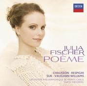 Julia Fischer, Yakov Kreizberg, Orchestre Philharmonique De Monte Carlo: Julia Fischer - Poème - CD