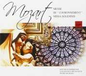 Collegium Cartusianum, Peter Neumann: Mozart: Coronation Mass, Missa Solemnis - CD
