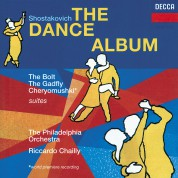 Philadelphia Orchestra, Riccardo Chailly: Shostakovich: The Dance Album - CD