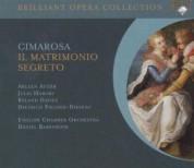Arleen Auger, Julia Hamari, Ryland Davies, Dietrich Fischer-Dieskau, English Chamber Orchestra, Daniel Barenboim: Cimarosa: Il Matrimonio Segreto - CD