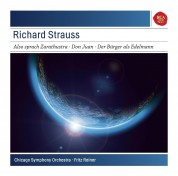 Fritz Reiner, Chicago Symphony Orchestra: Strauss: Also Sprach Zarathustra, Op.30 - CD