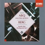 Alban Berg Quartett: Berg: Lyrische Suite, Streichquartett Op.3 - CD