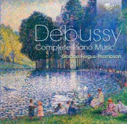 Gordon Fergus-Thompson: Debussy: Complete Piano Music - CD