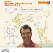 Dave Brubeck Quartet: Dave Digs Disney (Legacy Edition) - CD