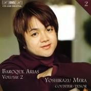 Yoshikazu Mera: Baroque Arias for counter-tenor - Vol.2 - CD