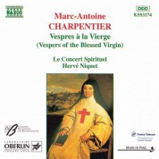 Herve Niquet: Charpentier, M.-A.: Sacred Music, Vol. 2 - CD