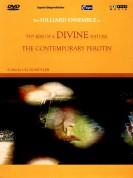 The Hilliard Ensemble: Hilliard Ensemble - Thy Kiss of a Divine Nature/The Contemporary Perotin - DVD