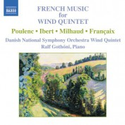 French Music for Wind Quintet - CD
