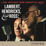 Lambert, Hendricks & Ross: The Hottest New Group In Jazz - Plak