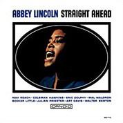 Abbey Lincoln: Straight Ahead - Plak