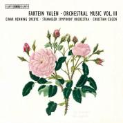 Stavanger Symphony Orchestra, Christian Eggen: Fartein Valen: Orchestral Music, Volume 3 - CD