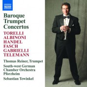 Torelli / Handel / Albinoni / Gabrieli: Baroque Trumpet Concertos - CD
