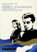 Herbert von Karajan, Anne-Sophie Mutter, Berliner Philharmoniker: Beethoven: Violin Concerto - DVD