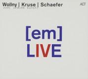 Michael Wollny's [em]: [em] Live - CD